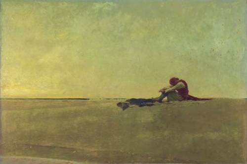 Abandonado, de Howard Pyle